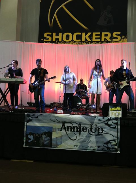 Annie Up at Charles Kock Arena Sept 2013