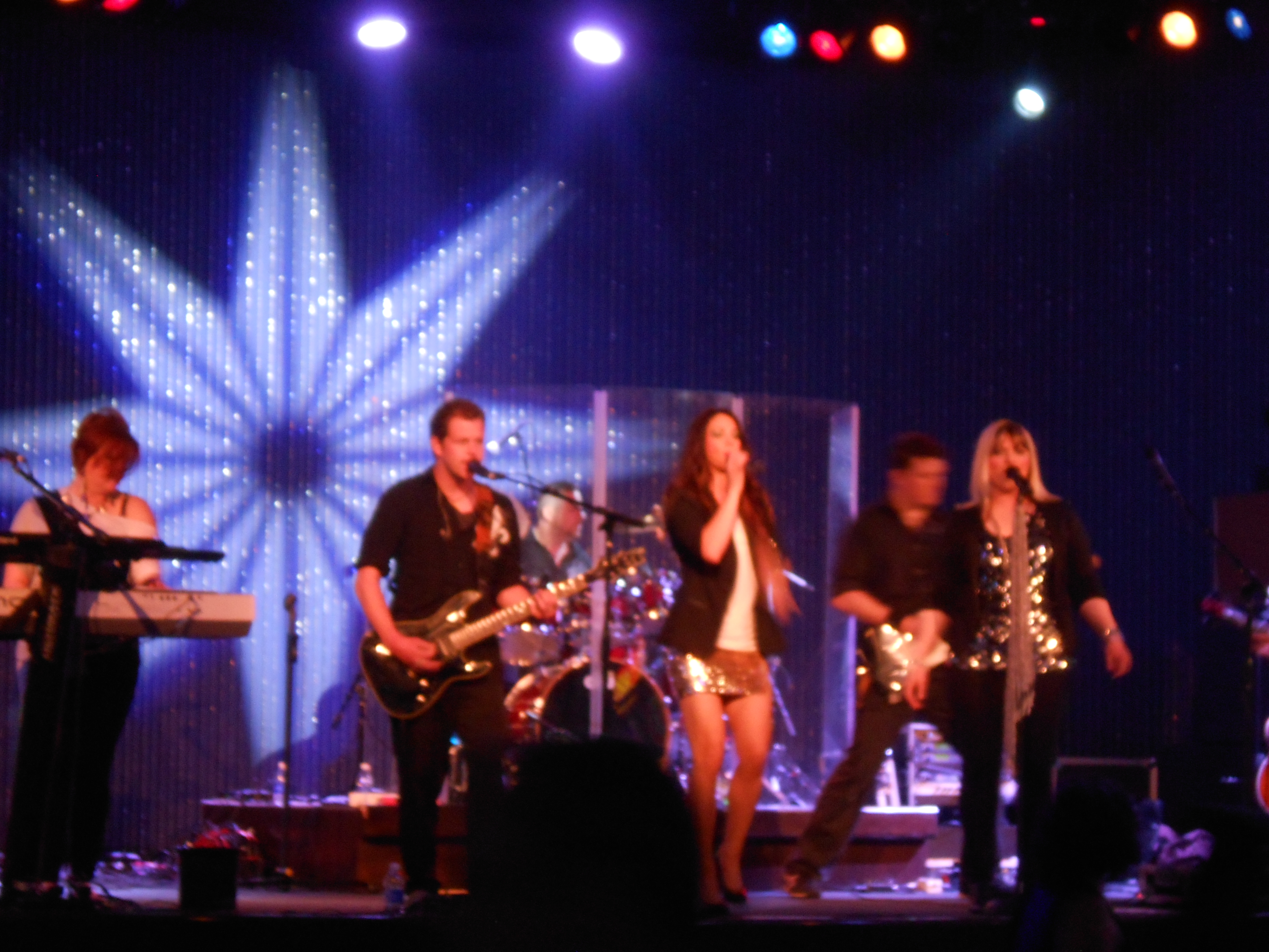River spirit casino bands